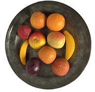 RM752 A group of 10pieces of miniature Stone Fruit